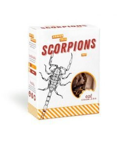 Escorpion chino Eat Crawlers