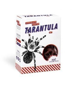 Tarantulas recubiertos de chocolate Eat Crawlers