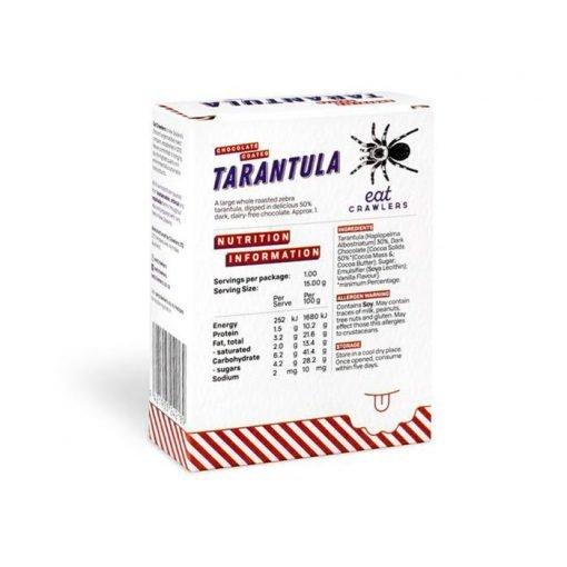 Tarantulas recubiertos de chocolate Eat Crawlers caja